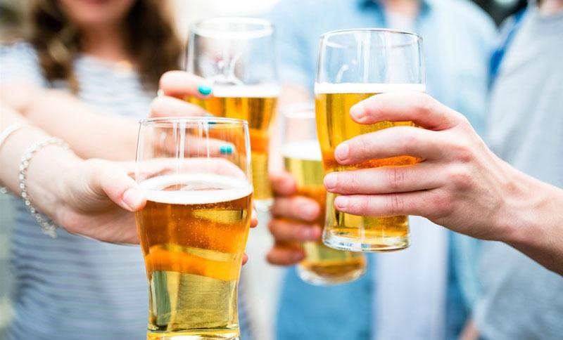 Tuyệt chiêu giải độc sau khi uống rượu bia
