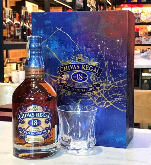 Chivas Regal 18 Year