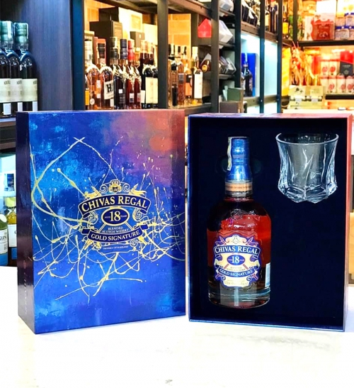 Chivas Regal 18 Year Gold