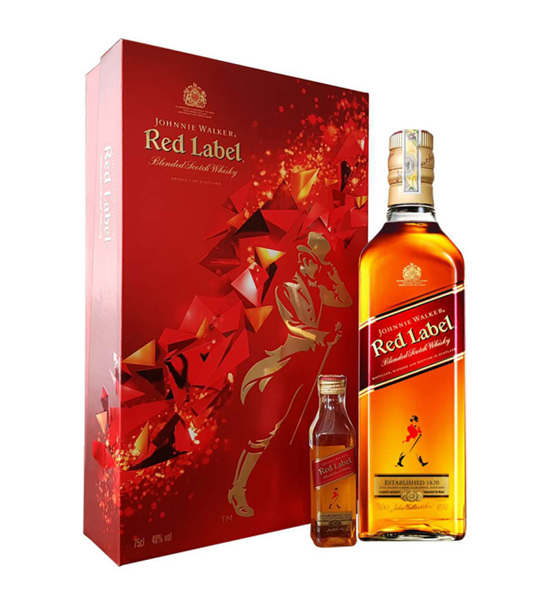 Johnnie Walker Red Label 2016