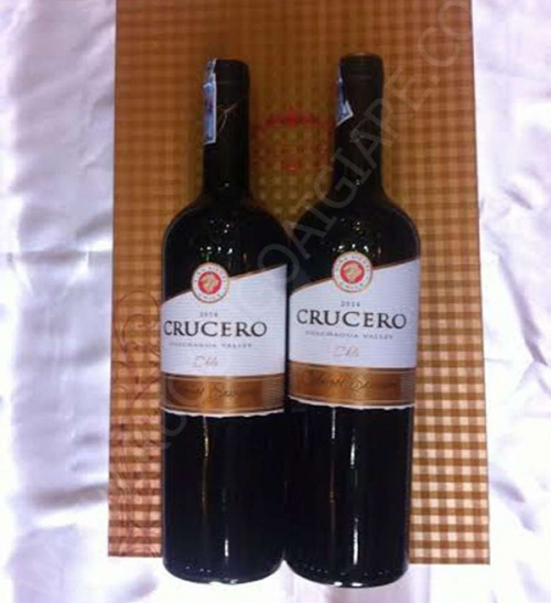 Rượu vang Crucero - Cabernet Sauvignon